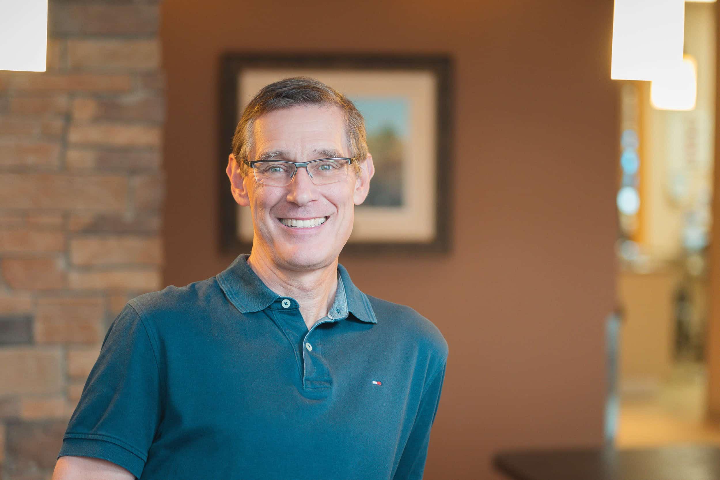Dr. Gerard Charanduk - Calgary